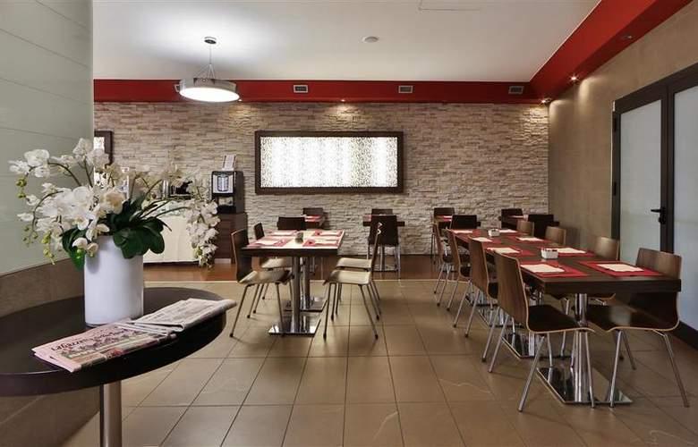 Best Western Plus Quid Hotel Venice Airport - Restaurant - 58