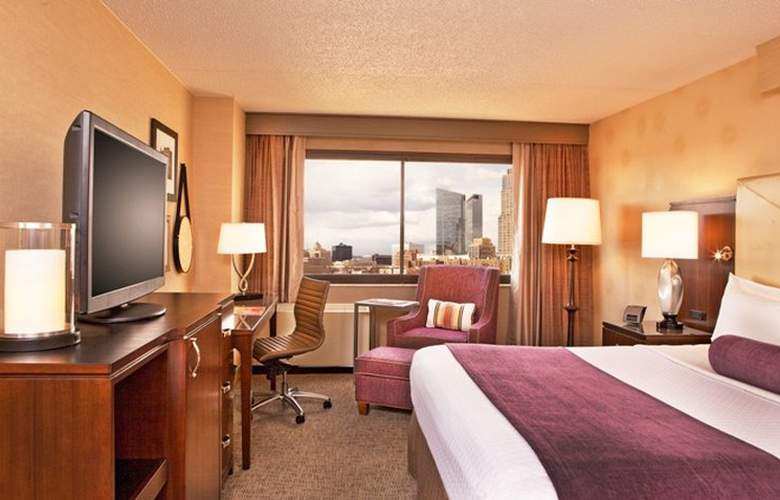 Crowne Plaza White Plains Downtown - Room - 2