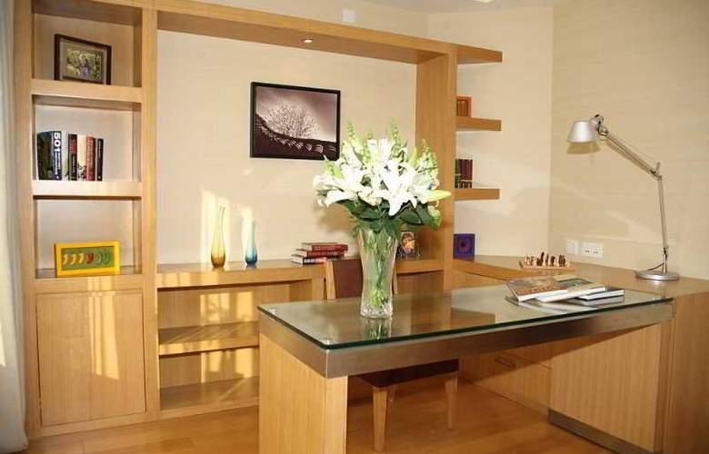 Somerset International Building Tianjin - Room - 11