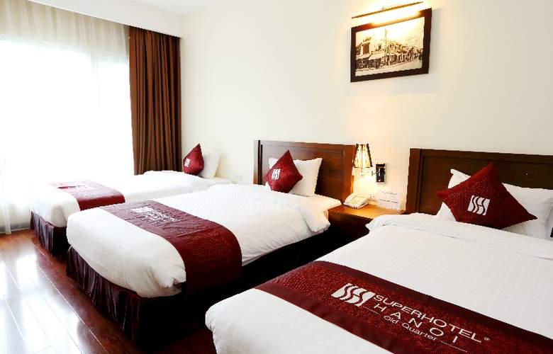 Super Hotel Hanoi Old Quarter - Room - 13