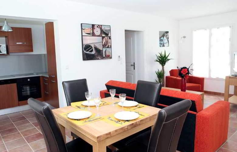 Residence Enclos de L'Aqueduc - Room - 11