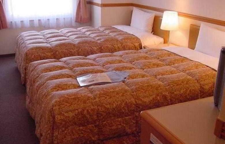 Toyoko Inn Takamatsu Hyogomachi - Room - 1