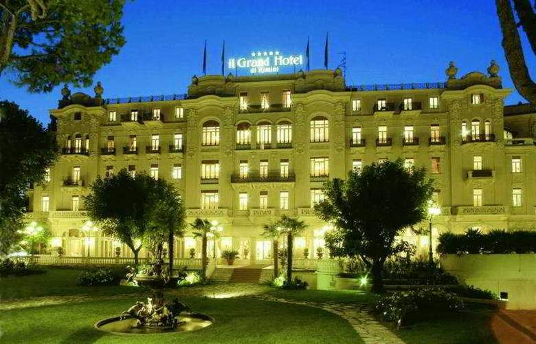 Grand Hotel Rimini e Residenza Grand Hotel - General - 1