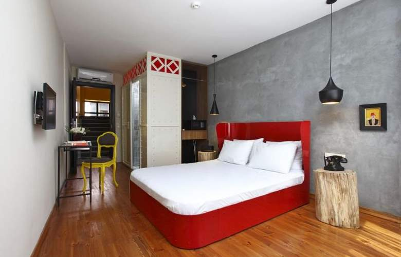 SUB HOTEL - Room - 6