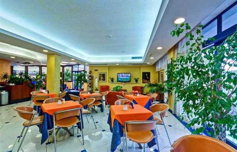 Best Western Blu Hotel Roma - Hotel - 44
