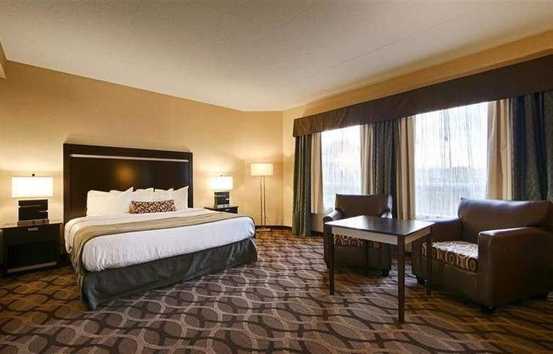 Best Western Plus Travel Hotel Toronto Airport - Room - 65