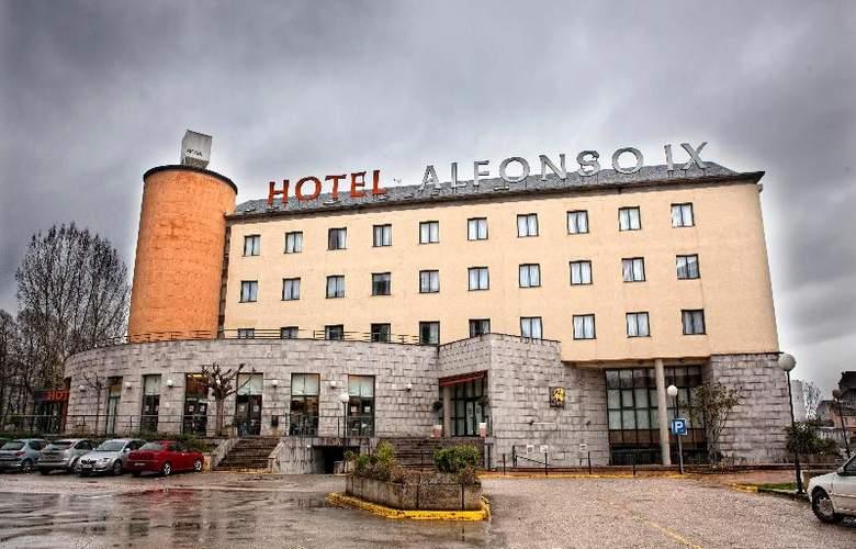 Carris Alfonso IX - Hotel - 13