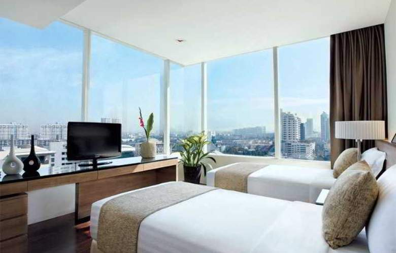 Pan Pacific Serviced Suites - Room - 8