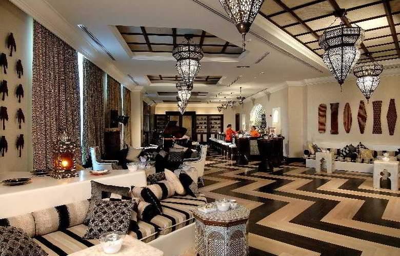 Djibouti Palace Kempinski - Bar - 18