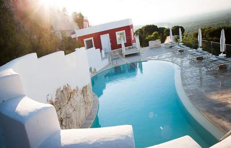 Monte Sarago - Pool - 2