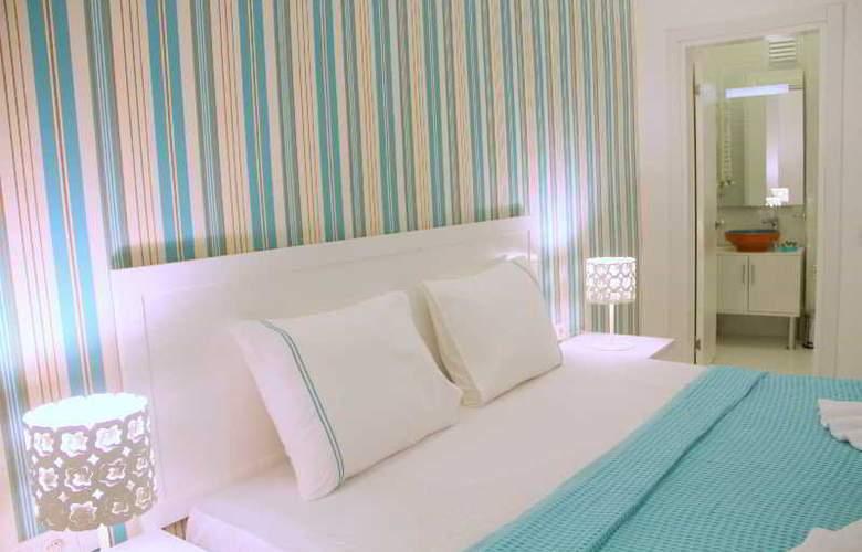 Yazar Hotel - Room - 12