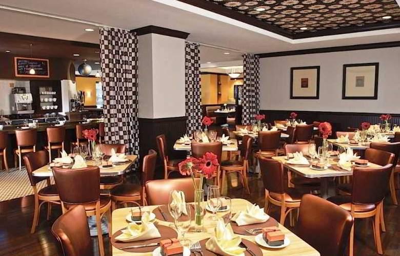Hilton Orrington Evanston - Restaurant - 10