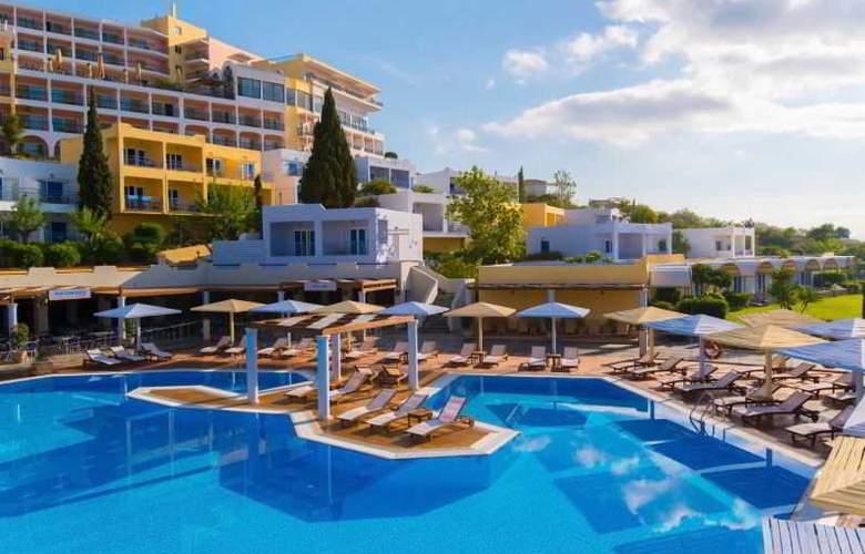 Mare Nostrum Hotel Club Thalasso - Pool - 31