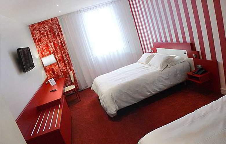 Qualys Hotel la Maison Rouge - Room - 3
