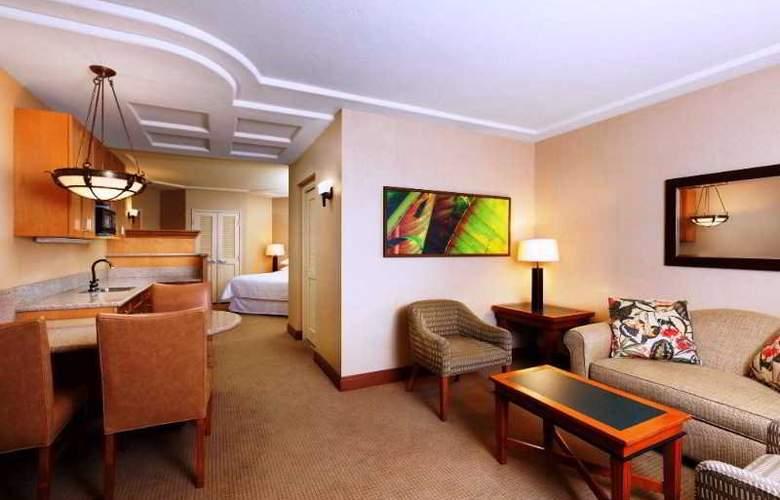 Sheraton La Jolla Hotel - Room - 6