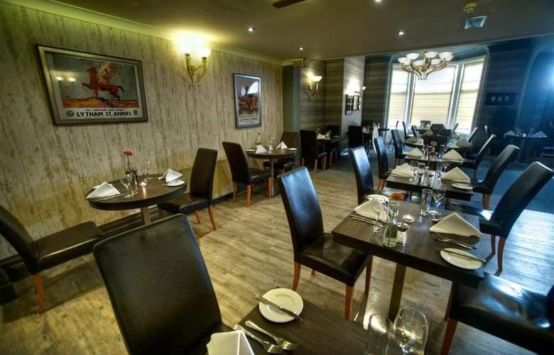 Best Western Glendower - Restaurant - 139
