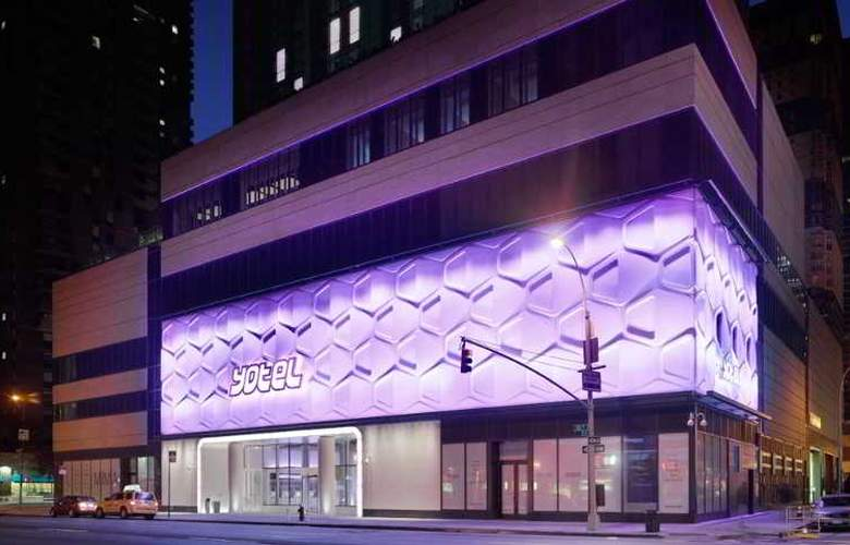 Yotel New York at Times Square - Hotel - 0