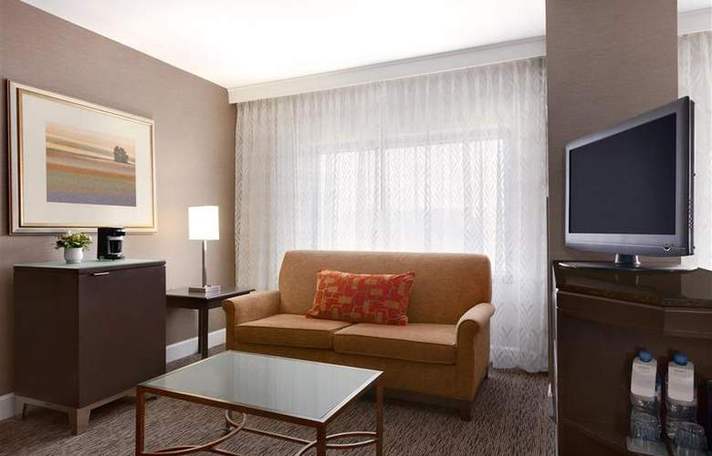 Hyatt Dulles at Washington Dulles Airport - Hotel - 11