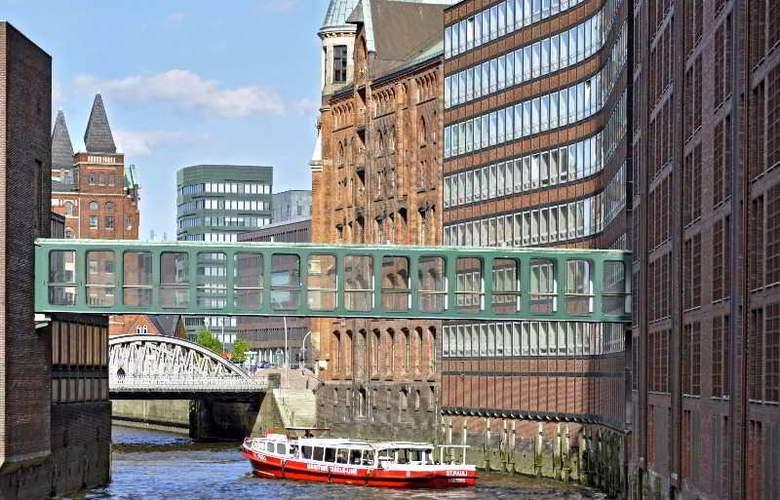 Ameron Hamburg Speicherstadt - Hotel - 3