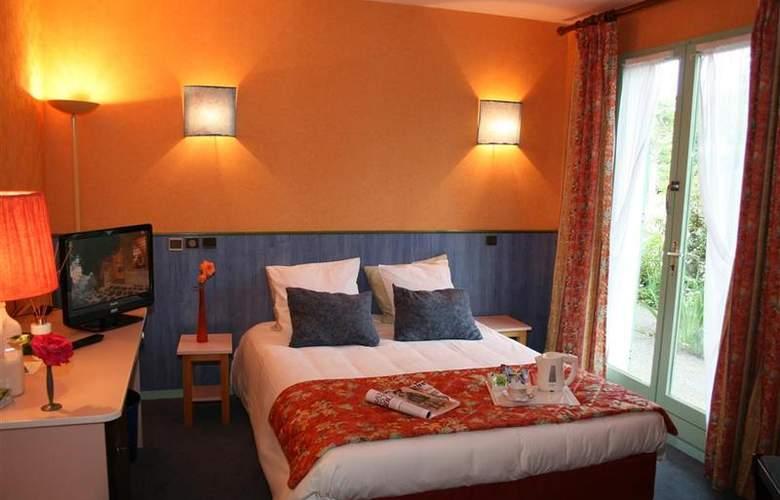 Best Western Hotel Florimont - Room - 10