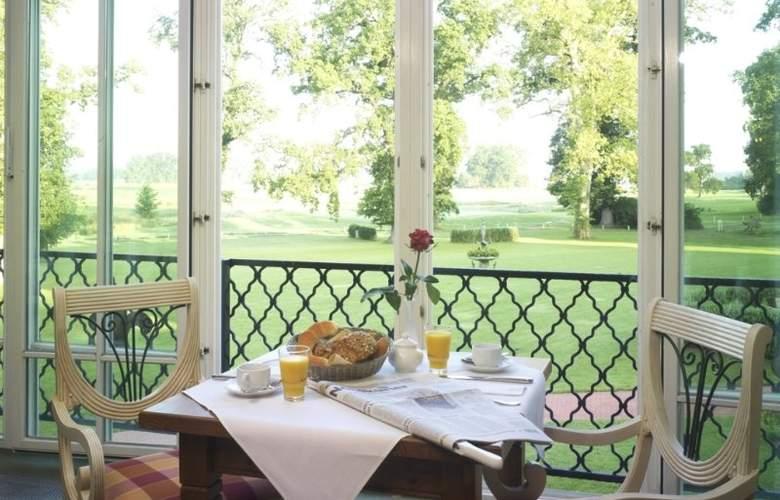 Landhotel Schloss Teschow - Restaurant - 5