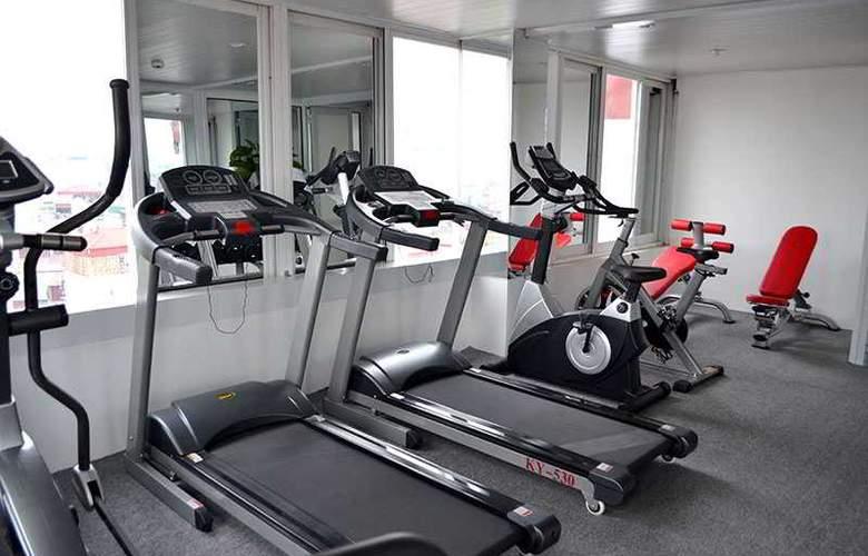 Golden Cyclo Hotel - Sport - 4