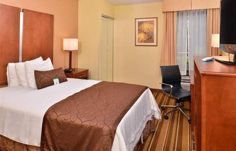 Best Western Plus Richmond Airport Hotel - Room - 93