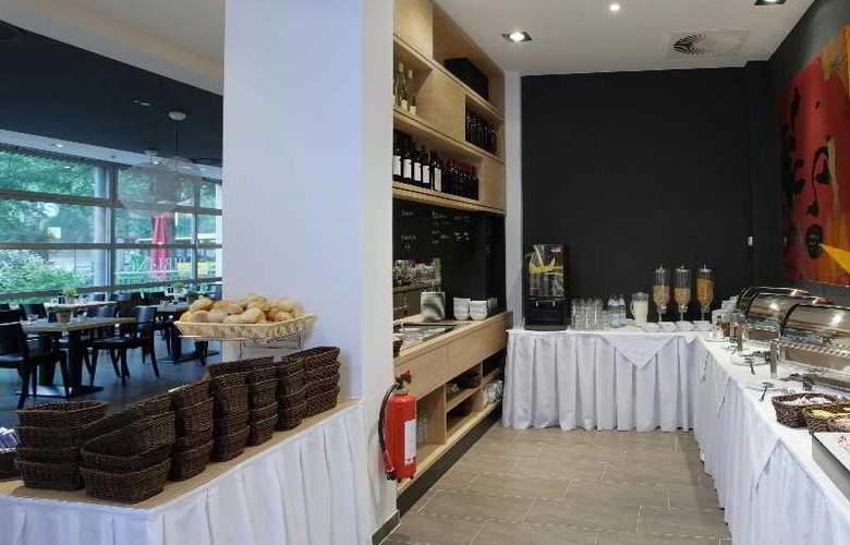 Best Western Amedia Hamburg - Restaurant - 2
