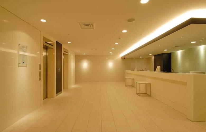 Meitetsu Inn Nagoya Nishiki - Hotel - 2