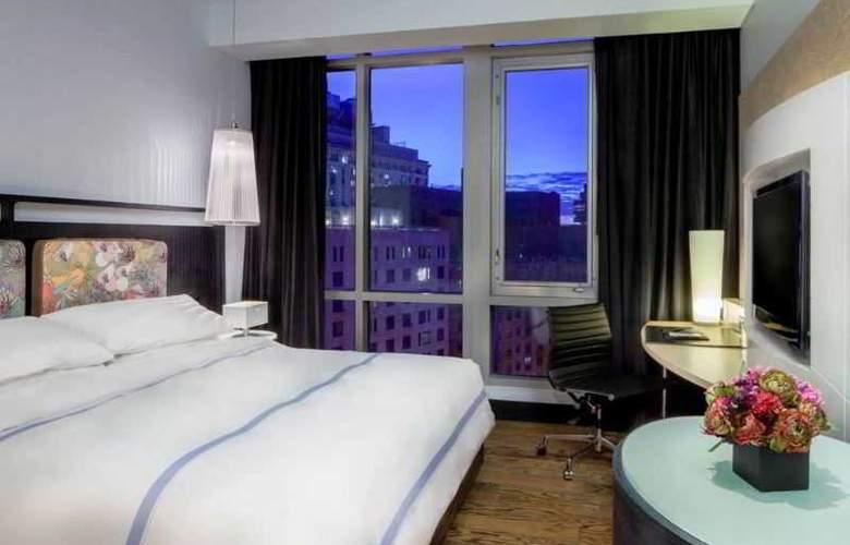 Hyatt Union Square New York - Room - 18
