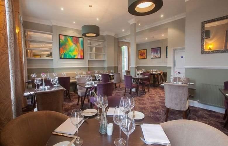 Hallmark Hotel London Chigwell Prince Regent - Restaurant - 12