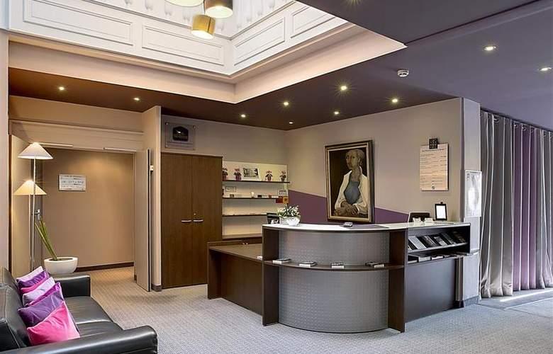 Best Western Hotel de la Breche - General - 35