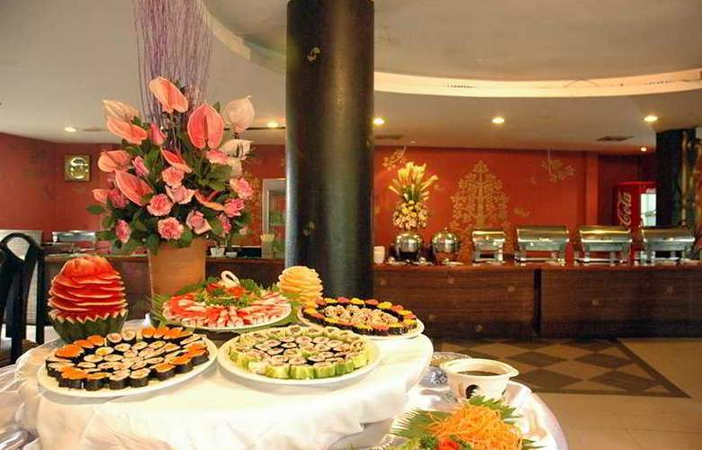 Holiday Garden Hotel & Resort Chiang Mai - Restaurant - 12