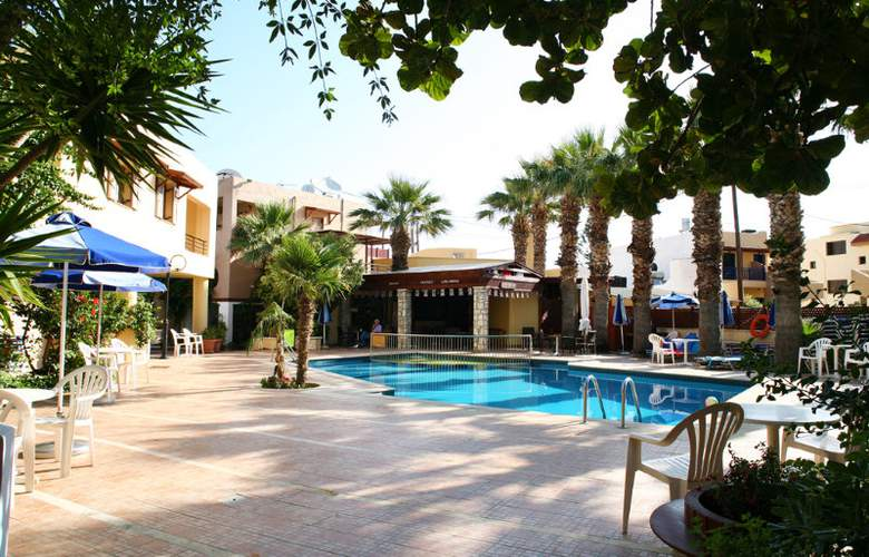 Latania Studios & Apartments - Hotel - 5