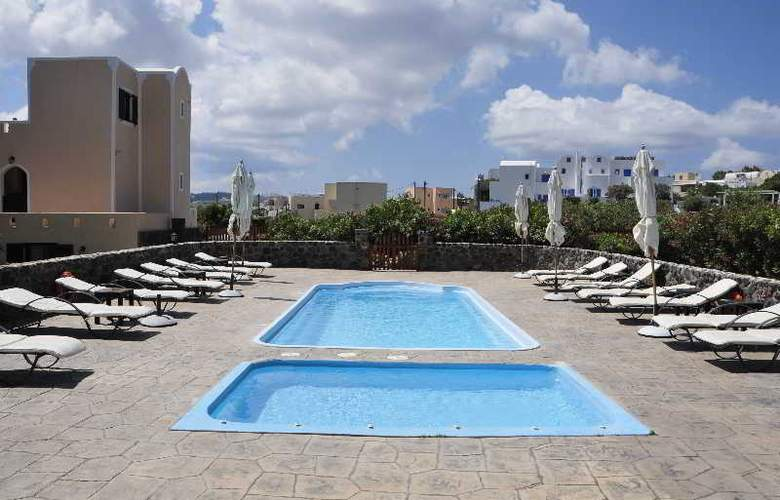 Anessis Apartments - Pool - 41