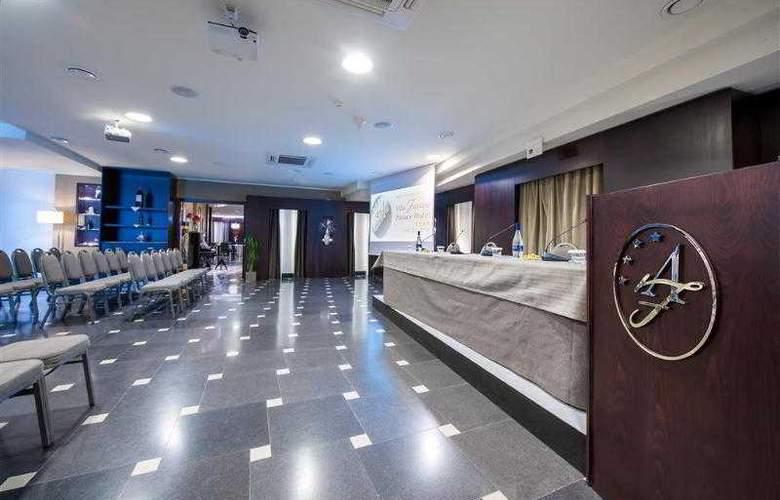 BEST WESTERN PREMIER Villa Fabiano Palace Hotel - Hotel - 71