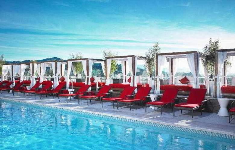 W Hollywood - Pool - 25
