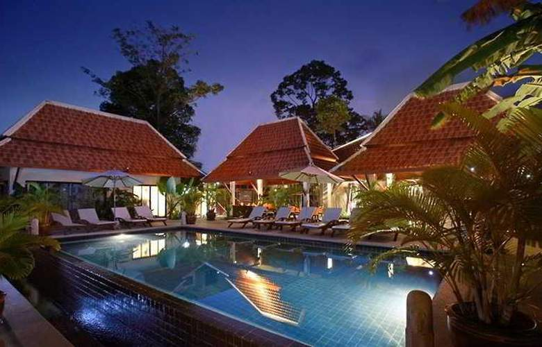 Ban Kao Tropical Boutique Residence - Pool - 6