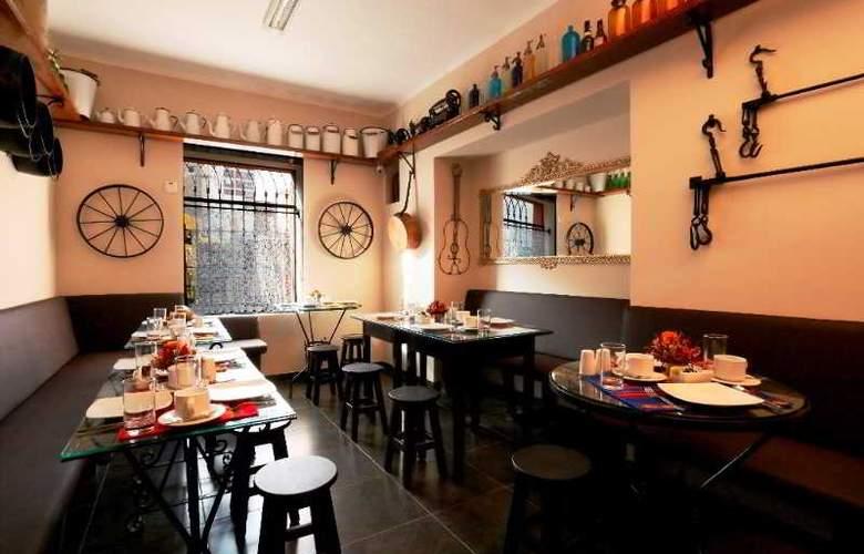 Casa Suyay - Restaurant - 9