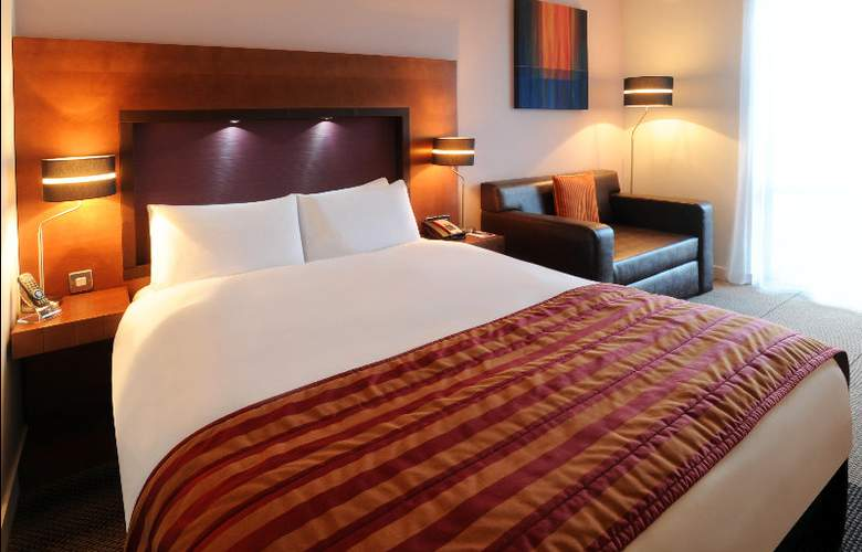 AC Hotel Manchester Salford Quays - Room - 8