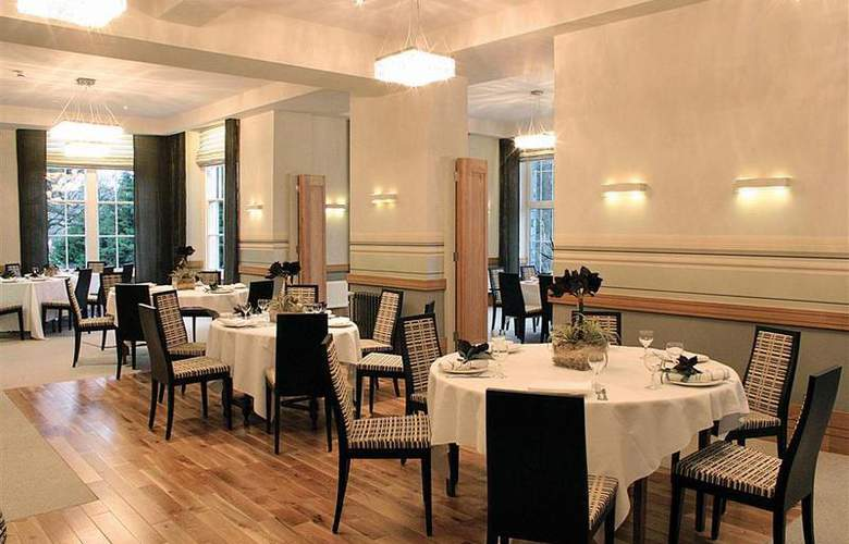 Best Western Glenridding - Restaurant - 23