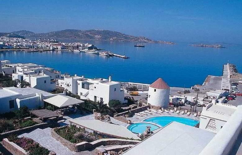 Porto Mykonos - Hotel - 0