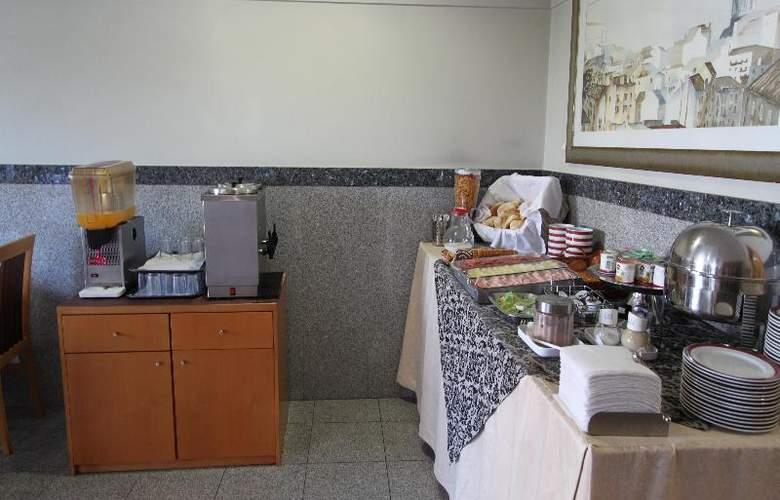 Residencial Horizonte - Restaurant - 17