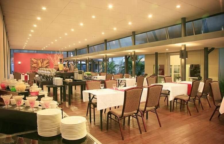 Aston Braga Hotel & Residence - Restaurant - 16