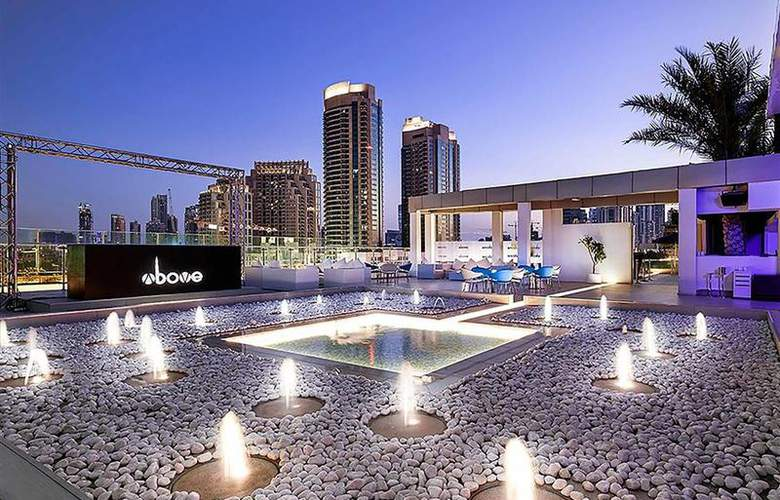 Sofitel Dubai Downtown - Bar - 64