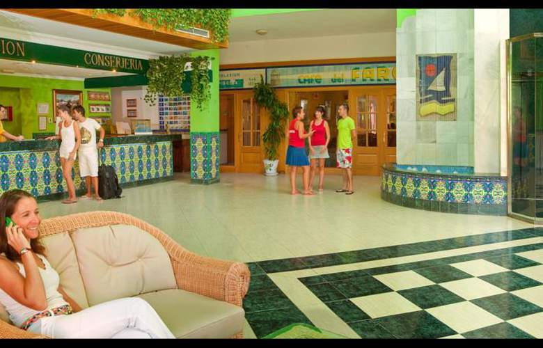 Diverhotel Roquetas - General - 2