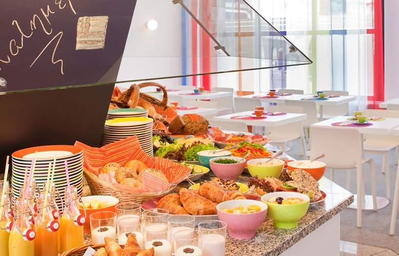 Ibis Styles Hotel Aachen City - Restaurant - 4