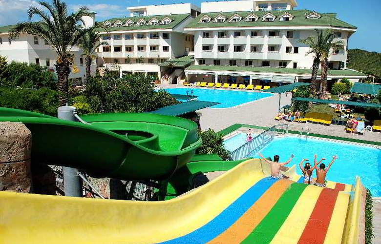 SIDE BREEZE HOTEL - Sport - 18