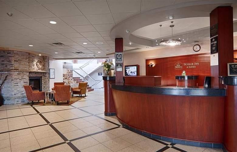 Best Western Plus Denham Inn & Suites - General - 97