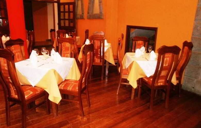 Imperial Cusco Hotel - Restaurant - 11